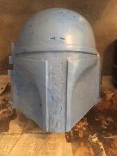 Boba Fett Mandalorian 1:1 Full Size Helmet Kit Resin Prop (no Visor)