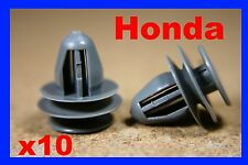 10 HONDA universal auto car plastic interior door card panel clips fastener 68H