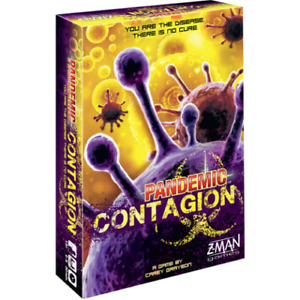 Pandemic: Contagion Board Game Stand Alone