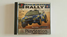 COLIN McRAE RALLY / jeu Playstation 1 - PS one / complet / PAL