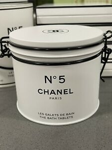 Chanel Factory No5 Bath Tablets Limited Edition , Collectable
