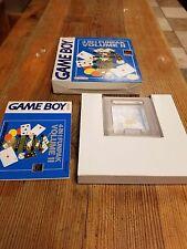 4 in 1 Volume II Fun Pak CIB Nintendo Game Boy