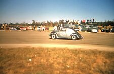 Lot of 5 - 1950's Slides Of Race Cars Sports Track Racing