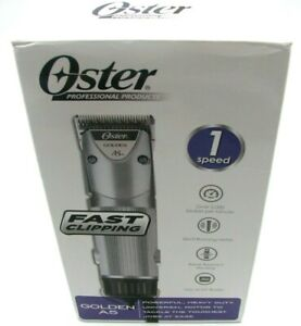 Oster Clipmaster Grooming Clipping Machine, Large Animal, Single Speed