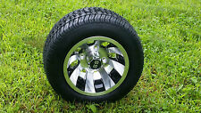 10'' Golf Cart Wheel and DOT tire Combo  10'' wheel  Club Car, EZ-GO and Yamaha