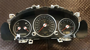 2004-2005 Chrysler Crossfire Instrument Cluster Speedometer Automatic