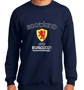 Scotland football Team Yes sir, I can boogie Euros 2021 Sweatshirt