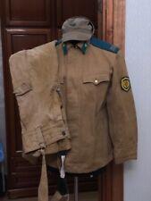 Soviet soldier uniform. Afghan (Soviet afghanistan war)