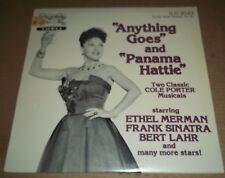 Ethel Merman/Frank Sinatra ANYTHING GOES/PANAMA HATTIE Sandy Hook SH 2043 SEALED