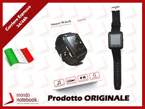 Smart Watch Bluetooth U8 Wrist Watch U per Android e iOS