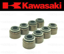Set of (8) Intake & Exhaust Valve Stem Seals Kawasaki (See Fitment Chart)