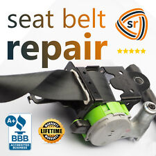 Chevrolet Seat Belt Repair - SAFETY RESTORE OFFICIAL - Don't Trust the Copycats!