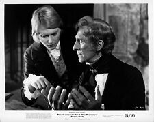 PETER CUSHING original HAMMER b/w photo FRANKENSTEIN AND THE MONSTER FROM HELL