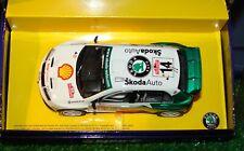 Scalextric SPORT C2487A   Skoda Fabia WRC 2003  #14   Limited Edition   NIB