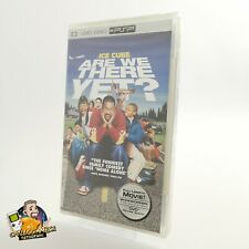 """Sony Playstation Portable UMD Video Film """" Are We There Yet ? """" PSP SEALED NEU"""