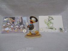 WDCC Walt Disney Classics Happy Camper Donald Duck 2008 Club Kit Good Scouts