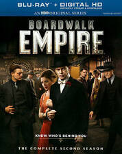 BOARDWALK EMPIRE THE COMPLETE SECOND 2ND SEASON 2 BLU RAY BOX SET 7 DISC SET