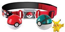 PokémonClip 'N' Carry Poké Ball Belt - New, Fast Shipping