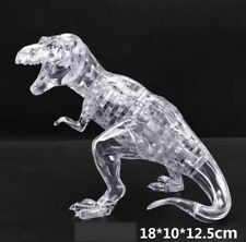 DIY 3D Puzzle Crystal Puzzle Dinosaur Educational Activity