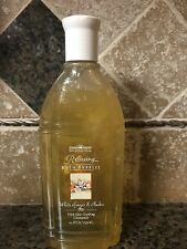 Bath & and Body Works Relaxing Bath Bubbles White Ginger & Amber Rare HTF