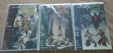 Fafhrd and the gray mouser #1, 2, 3, (Epic Comics 1990)