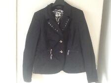 AirField Designer Black Blazer EUR size 40 Brand New