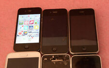 Smartphone Lot_ Apple Iphone Model 1456_A1349_A1303_Sumsung Galaxy S5.