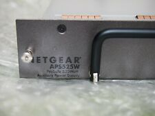 NetGear APS525W AC POE 384W for GSM7228PS GSM7252PS M5300