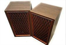 Nice Pair of Vintage Pioneer CS-66G Speakers W/ Grills And Badges - Tested -Read