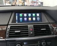 Wireless Apple Carplay Interface Module Android auto For BMW X5 E70 CIC system