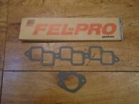 Felpro Fuel Injection Plenum Gaskets Gas Set of 3 New for Chrysler MS91476