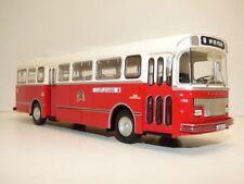 Bus SAVIEM S105M rouge 1/43 Autobus 1969 ville de Bordeaux