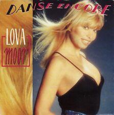 LOVA MOOR DANSE ENCORE / INSTRUMENTAL FRENCH 45 SINGLE