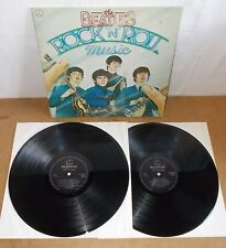 THE BEATLES : ROCK N ROLL MUSIC - DOUBLE LP HOLLAND - PARLOPHONE 1A 178 06137
