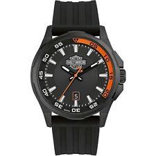 Harley Davidson 78B140 homme tableau de bord montre-bracelet