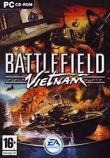 *Battlefield Vietnam PC* Region Free Complete Win XP ~Fast & Free Postage~ ELE7