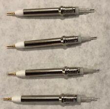 4 NEW Tektronix 206-0611-00 Pogo-Pin Probe Tipfor TPP0500 &TPP1000 - Set of 4