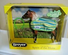 Breyer - Celebrating The Spirit Of The Horse (Rocky) New In Box Complete With Br