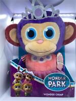 "Wonder Park Scented Wonder Chimp Princess 12"" Plush New in Box"