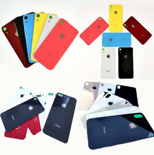 Big Cam Hole Back Glass Back Door For iPhone 8 iPhone X Xs Xr iPhone 11 Pro Max