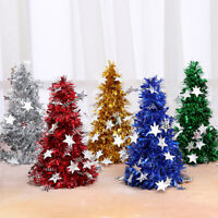 17 Styles Shining Christmas Tree Festival Home Party Ornaments Xmas Decor Gift