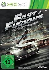 Fast and Furious-Show Down para Xbox 360 | Fast & Furious | mercancía nueva | alemán
