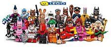NEW LEGO Minifigures The Batman Movie Series Complete Set 20 Sealed Packs 71017