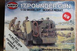 AIRFIX 1/32 17 POUNDER ANTI TANK GUN