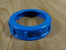 Rigid 1 1/2 Bushing Blue Plastic Insulating IMC Conduit 1Pc