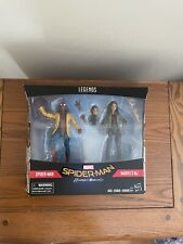 New listing Marvel Legends Spider Man Homecoming Spider Man and Mj 2 Pack