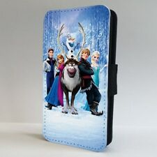 Frozen Characters Disney FLIP PHONE CASE COVER for IPHONE SAMSUNG