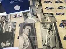 The West Wing Complete Series 2006 DVD Region 1 Boxed Complete Pilot Script Rare