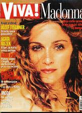 VIVA ! POLONAIS 8 ( 13/4/98) MADONNA BRAD PITT MONTSERRAT CABALLE