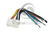 Reverse Radio Wiring Wire Harness OEM Factory Stereo Installation D37